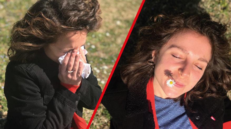 Quando la Primavera diventa amletica: aprire le porte all'allegria o chiudersi in casa per l'allergia?