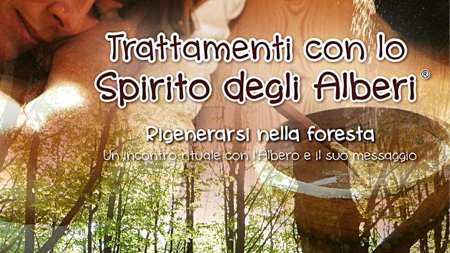 Trattamenti con lo Spirito degli Alberi - Corso 2020