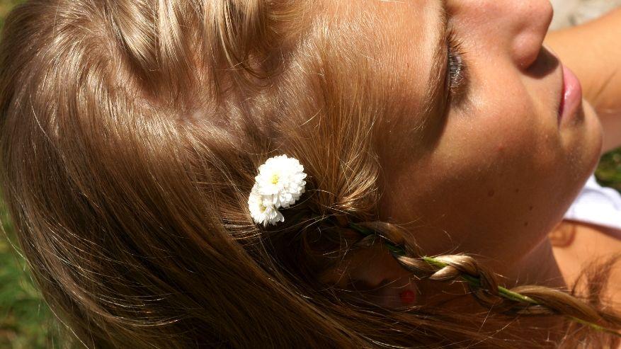 La cura naturale dei tuoi capelli