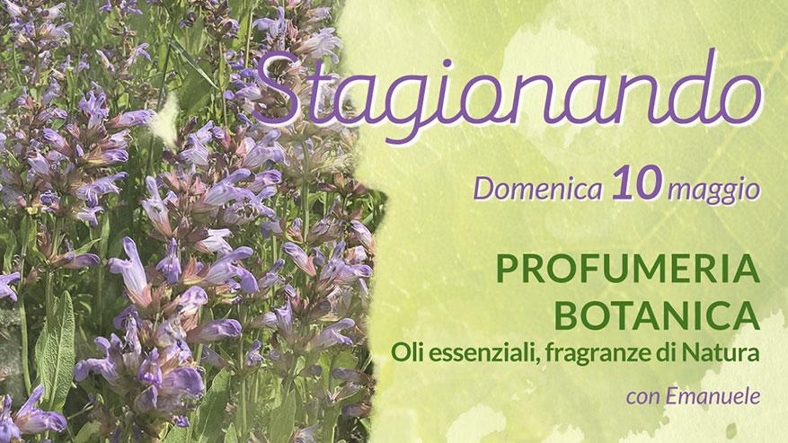 STAGIONANDO - Profumeria Botanica