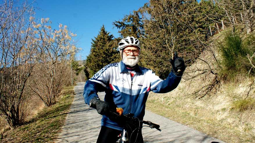 Routine di primavera: terza età in salute